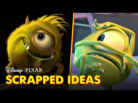 Pixar Did You Know?   Scrapped Film Ideas
