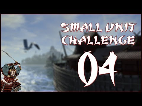 EPIC NAVAL BATTLE OF THE AGES - Mori (Challenge: Small Unit Size) - Total War: Shogun 2 - Ep.04!