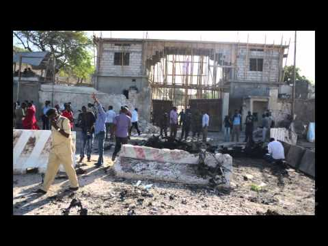 Somali presidential palace attacked by militants
