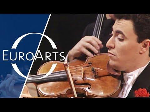Zubin Mehta, Maxim Vengerov \u0026 Gil Shaham: Vivaldi - Concerto For 4 Violins, Op III No. 10