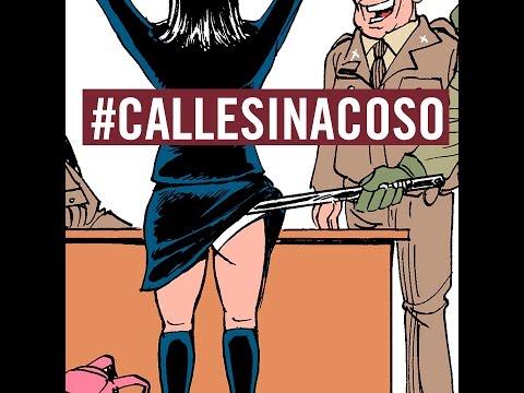 #CallesSinAcoso Morras.