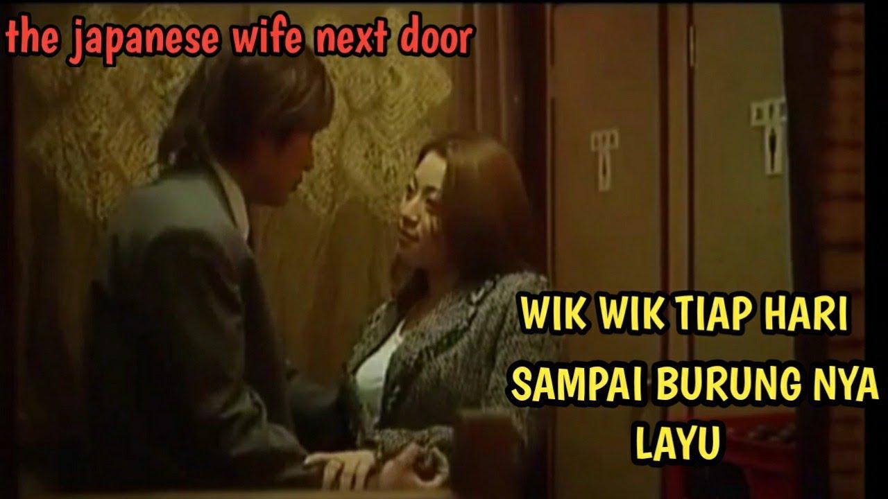 Download ISTRI YANG DOYAN MANTAP MANTAP   Alur film The japanese wife next door (2004)