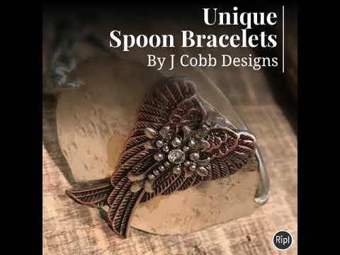 Unique Spoon Bracelets