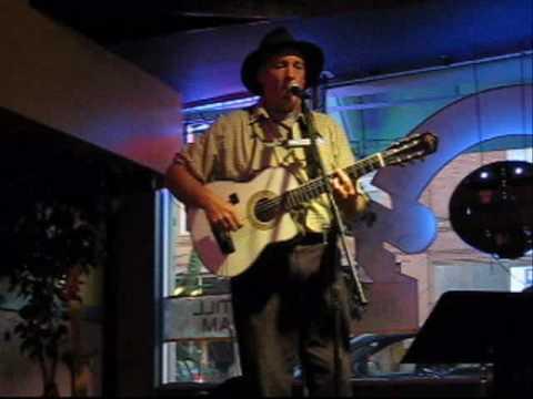 Bruce Fraser - 2 - 8/23/09 First Street Pub Open Mic
