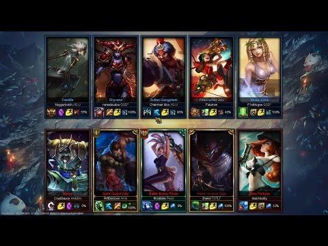 League of Legends - Spirit Guard Udyr Jungle (Bloodrazor, Tiger)