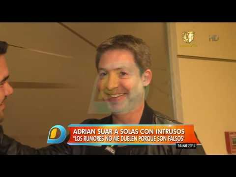 Adrián Suar contó los motivos de la separación con Griselda Siciliani