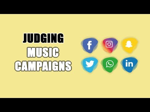 Music Ads Need To Be Judged The RIGHT Way [Music Marketing]