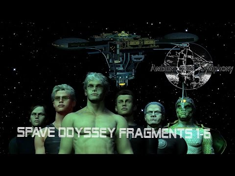 Ambient goes Symphony - SPACE ODYSSEY FRAGMENTS by Rainer Struck