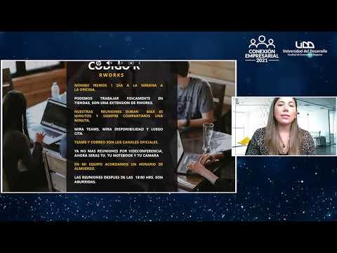 Nuevo Ecosistema del Trabajo | Yasmin Afandi - Ripley