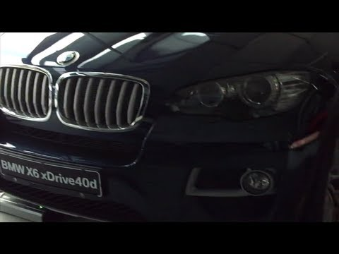 BMW X6 xDrive 40d Exterior and Interior in Full 3D HD