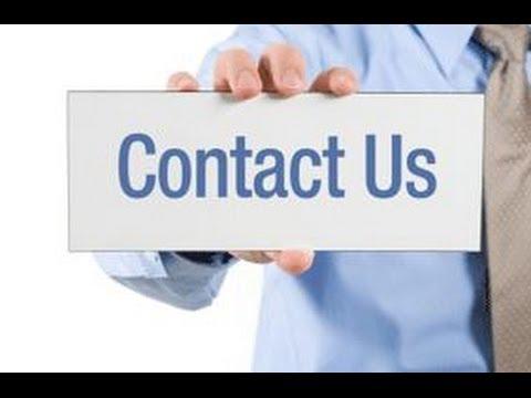 Cara mudah membuat halaman contact us untuk blog.