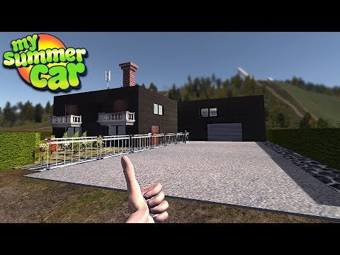 Download Youtube: My Summer Car - GOT A NEW HOUSE