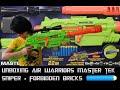 Air Warriors Master Tek Sniper | Forbidden Bricks