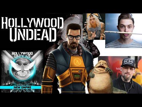A MEGKÉRDŐJELEZHETETLEN TRÚT? | Hollywood Undead - New Empire, Vol. 1 (2020)