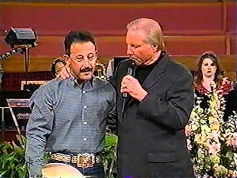 "Javier Molina Sings ""God On The Mountain"" with Jimmy Swaggart"