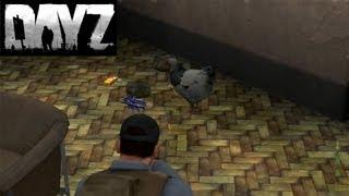 DayZ - Weird spawning places