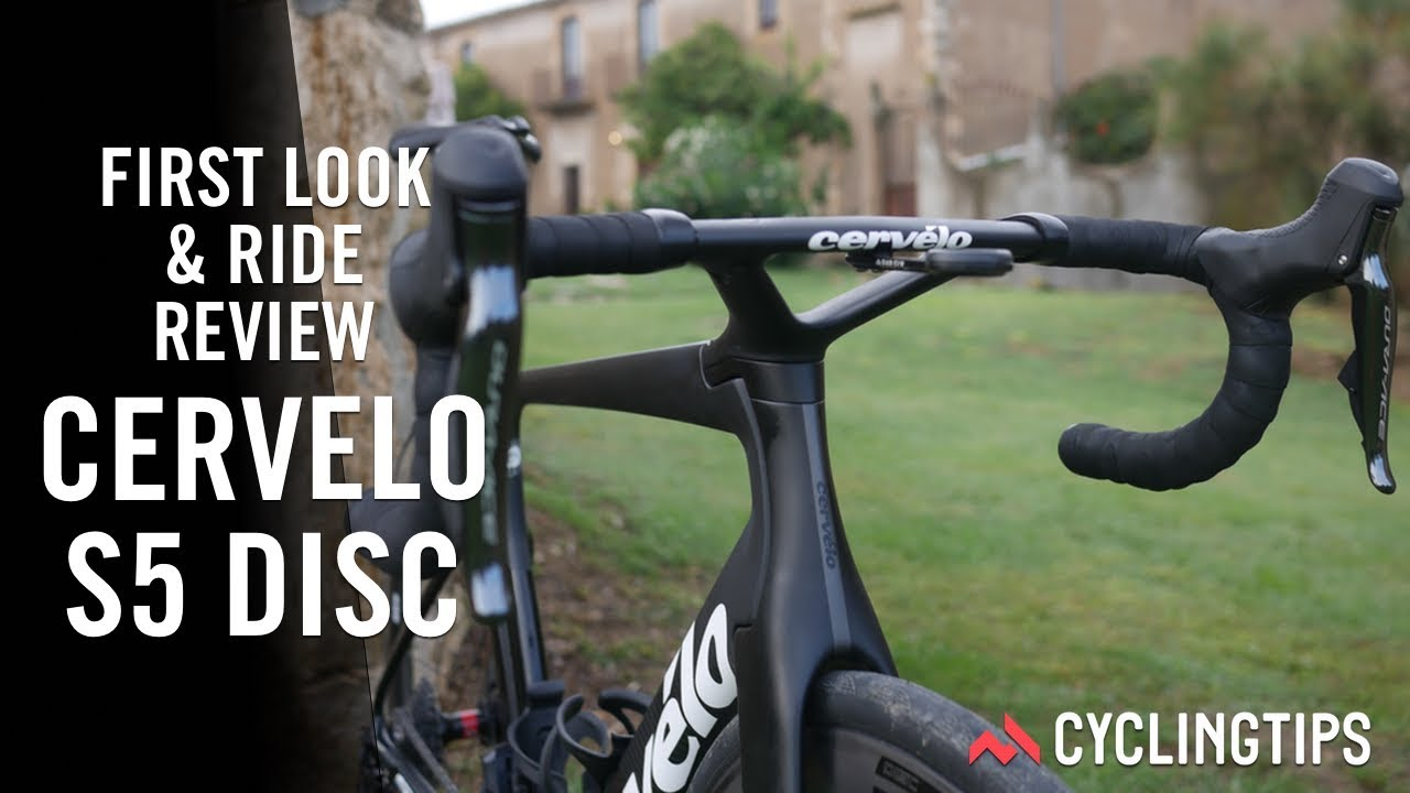 961c4124b74 Cervelo S5 Disc first-ride review: Even faster, more refined | CyclingTips
