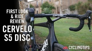 2019 Cervelo S5 Disc: First look and ride review