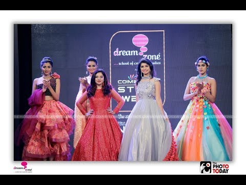 Fashion Designing Course In Coimbatore Dreamzone Gandhipuram 9655700800 Hope College 9655600800 Youtube