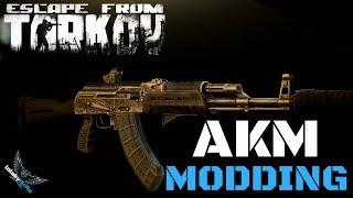 AKM Modding [GER] - ESCAPE FROM TARKOV