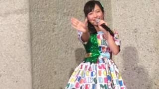 2016年9/25に福井フェニックスプラザで行われたコンサート、5列目からと...