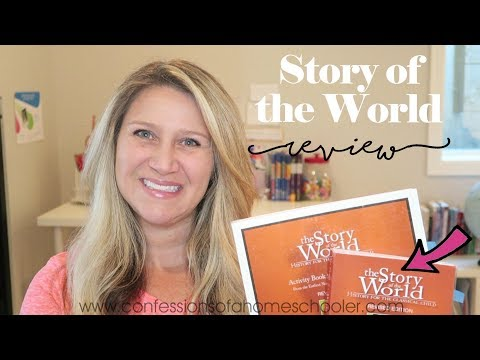 The Story of the World History Curriculum Review