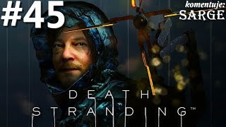 Zagrajmy w Death Stranding PL odc. 45 - KONIEC GRY