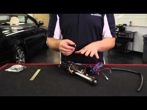 How to Wire a New Car Antenna : Car Audio