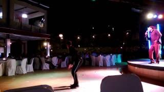 Vanity Suite Hotel Mallorca - Marcel dancing to