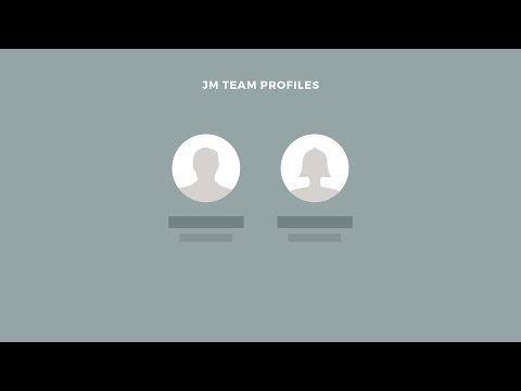 Free Team Profiles Module for Joomla
