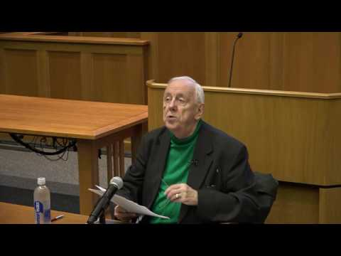 Keynote: Common Goods, Frequent Evils by Alasdair MacIntyre
