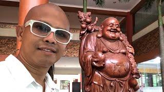 ( TRAVEL ) MEDAN BUDHA - MAHA VIHARA MAITREYA - VEGAN - FILOSOFI - NORTH SUMATRA UTARA - BUNUH KEJAM