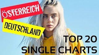 TOP 20 SINGLE CHARTS ♫ 31. MÄRZ 2019