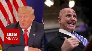 Who's in Trump's good books? And who isn't?   BBC News