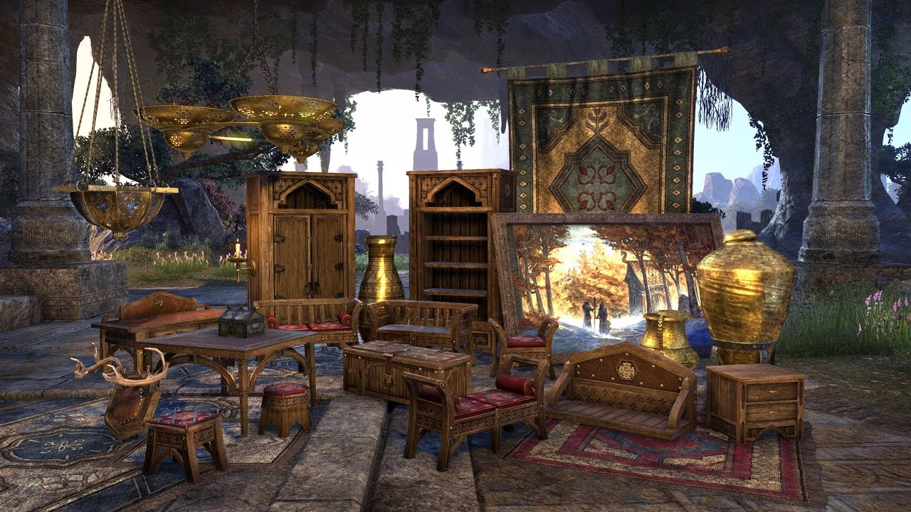 Crafting Stations For Houses Eso