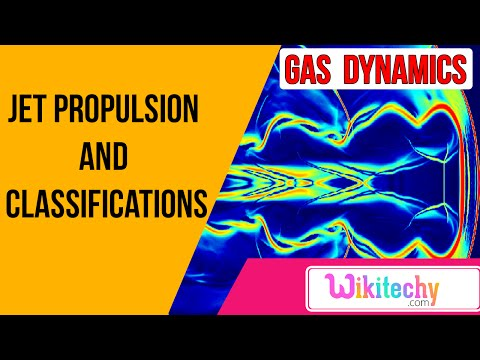 jet propulsion and classifications | gas dynamics interview tips | wikitechy.com