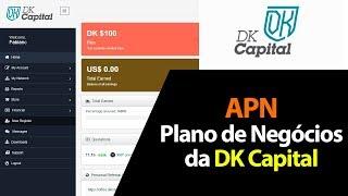 DK Capital - Apresentação do Plano de Negócios APN