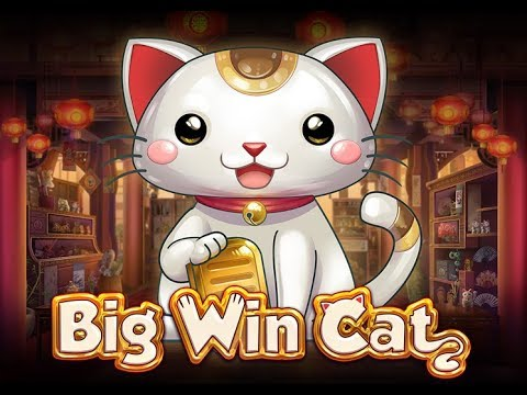КАЗИНО ОНЛАЙН - ЗАНОС в Big Win Cat Slot. БОНУС В ИГРОВЫХ АВТОМАТАХ