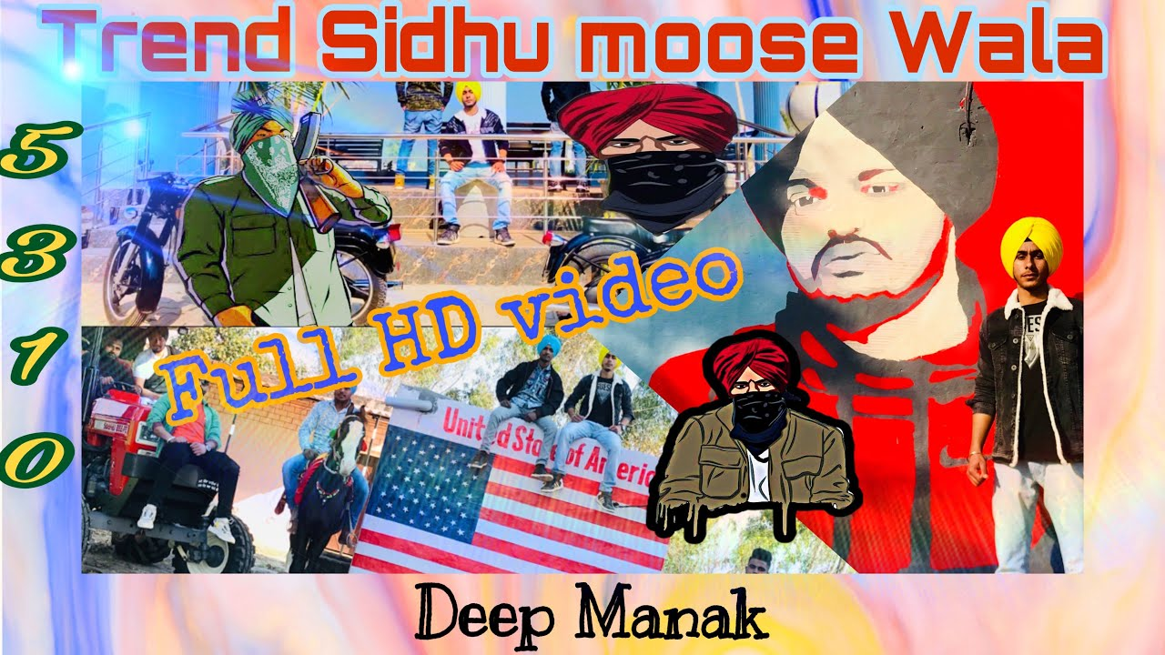 Trend Full Video || 5310 || Deep Manak