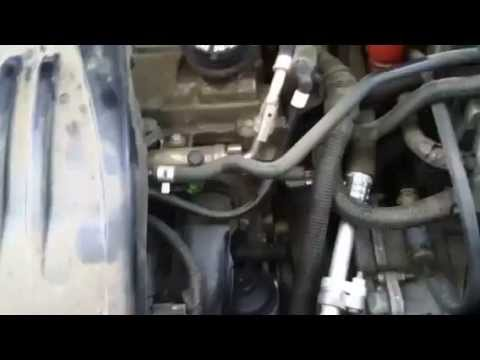 Cobalt LT 2007 Automatic Transmission Fluid Replacement  YouTube