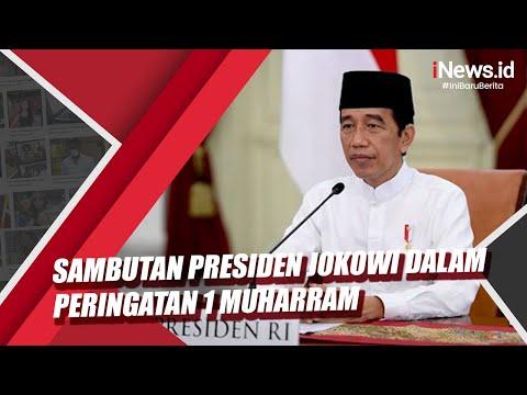 Peringati 1 Muharram, Jokowi: Mematuhi Prokes Juga Sebagai Semangat Hijrah Melawan Pandemi