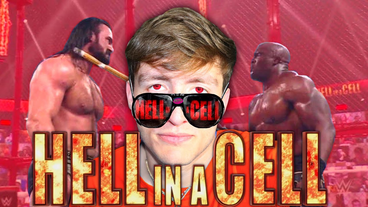 WWE Hell in a Cell 2021 Results: Reviewing Top Highlights and ...