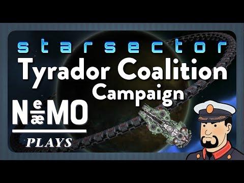 Nemo Plays: Starsector Tyrador #30 - Size 2 Defence Fleets