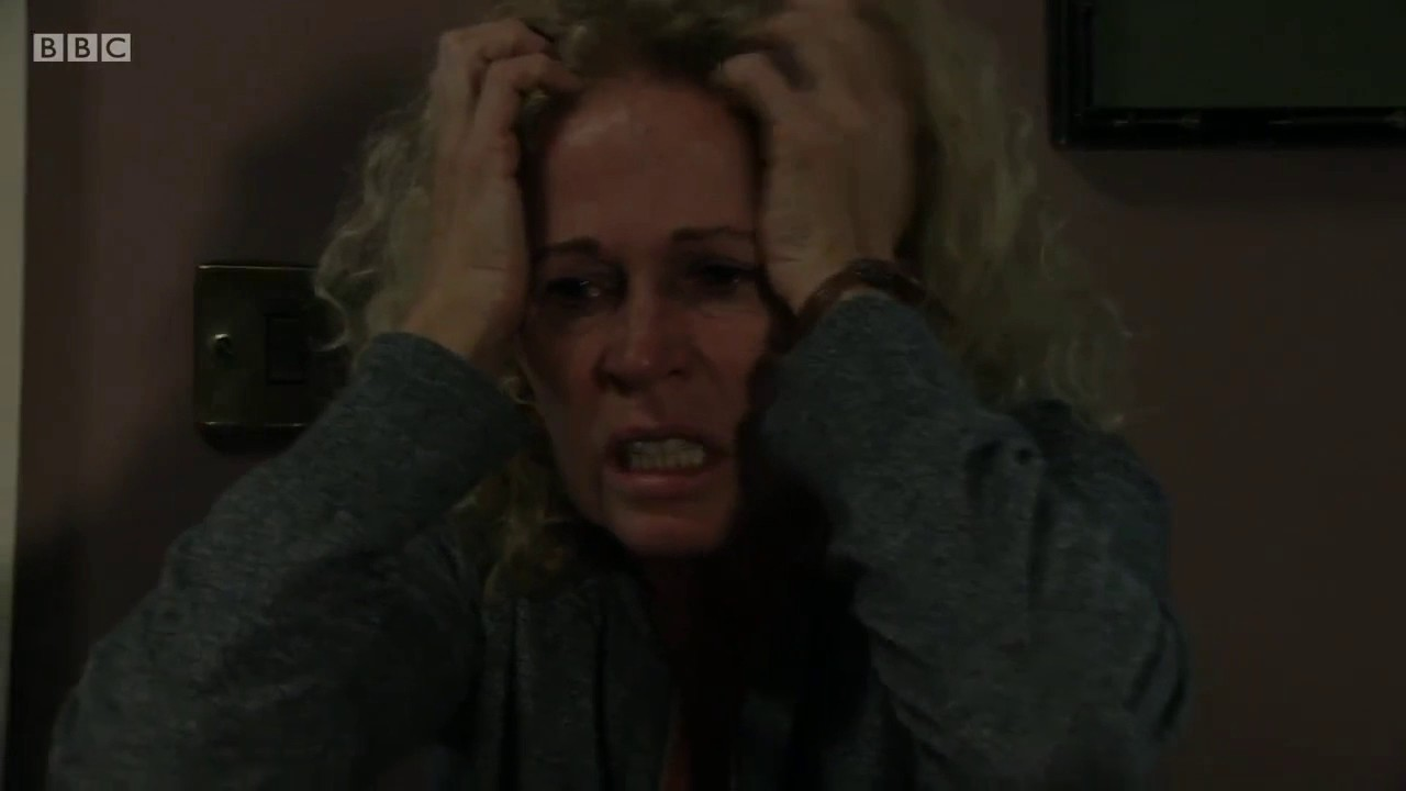 Eastenders 3 8 17 Phil Saves Louise From Lisa
