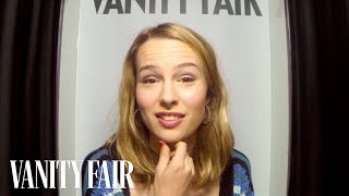 Disney Star Bridgit Mendler Talks Acting and Music with Krista Smith-@VFHollywood-Vanity Fair
