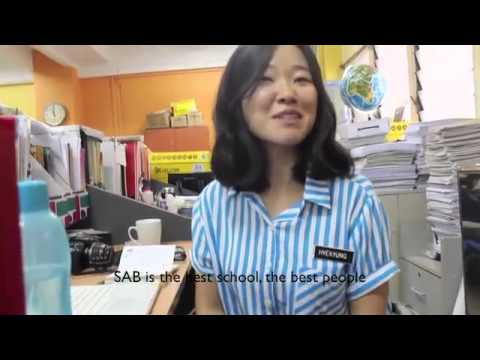 Guru Korea di SAB Persembahan Multimedia Majlis Perpisahan