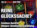 Reine Glückssache? Casinos Austria steuern Gewinnausschüttungen