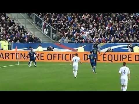 Patrice Evra ● Samir Nasri ● France vs Finlande 2013
