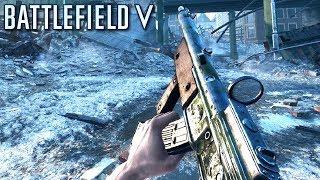 Wyruszam na front! - Battlefield V | (#1)