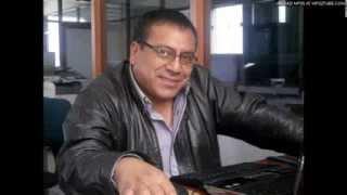 "Luzgardo Medina Egoavil declama ""Canto coral a Tupac Amarú"" del poeta Alejandro Romualdo"